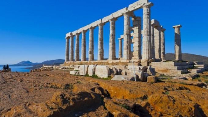 Cabo Sunion. Viajes a Grecia Taranna