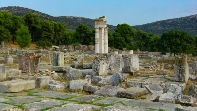 Teatro de Epidauro. Viajes a Grecia Tarannà