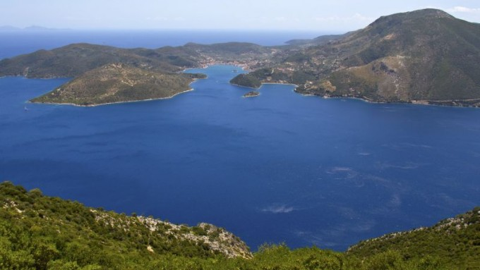 Kefalonia (Cefalonia). Viajes a Grecia Tarannà