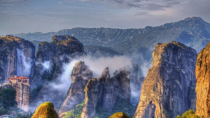 Meteora. Viajes a Grecia Tarannà