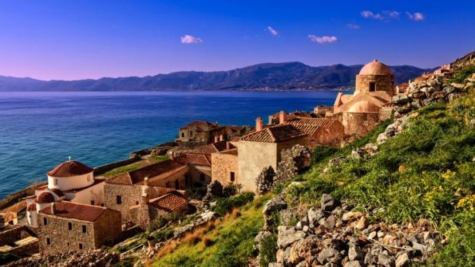 Monemvasia. Viajes a Grecia Tarannà