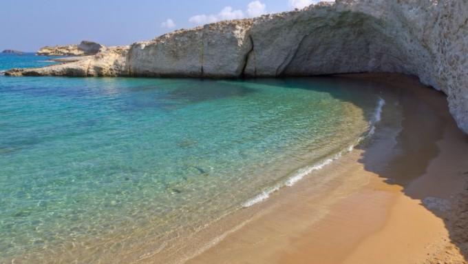 Milos. Viajes a Grecia Tarannà