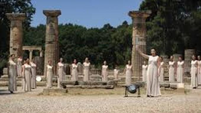 Olympia. Viajes a Grecia Tarannà