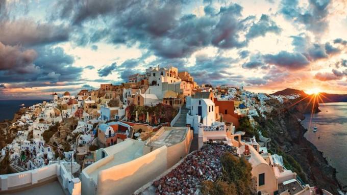 Santorini. Viajes a Grecia Tarannà