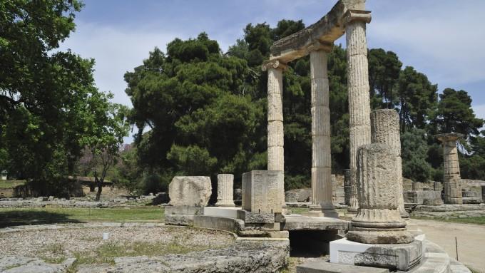 Destinos Grecia Peloponeso