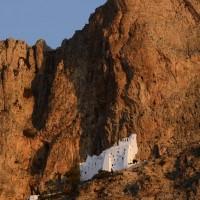 Excursión a la isla griega de Amorgos
