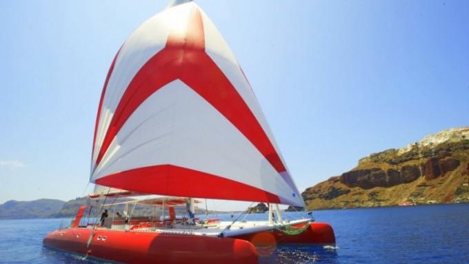 Excursión Crucero en Santorini con Ocean Voyager