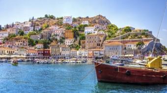 Excursión a Islas Griegas. Crucero por las islas del Sarónico