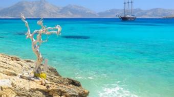 Excursión a las islas griegas Iraklia y Koufonisi