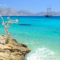 Excursión a la isla griega de Koufonisi