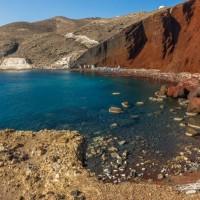Excursión a la isla griega de Santorini