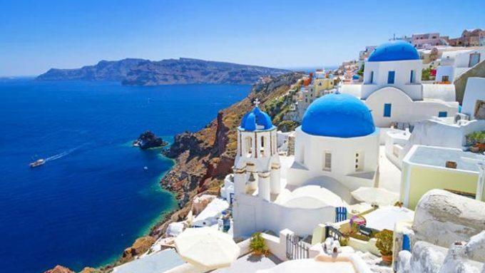 Viaje a Islas Griegas. Atenas, Milos y Santorini