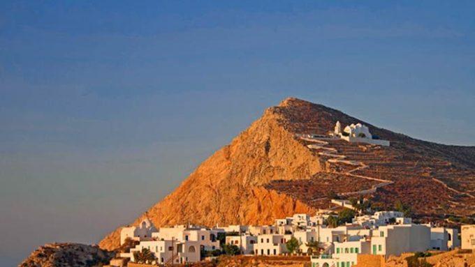Viaje a Islas Griegas. Atenas, Milos y Folegandros