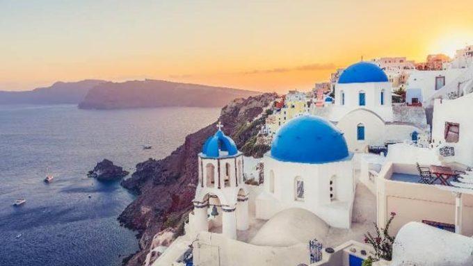 Viaje a Islas Griegas. Atenas, Paros, Naxos, Santorini