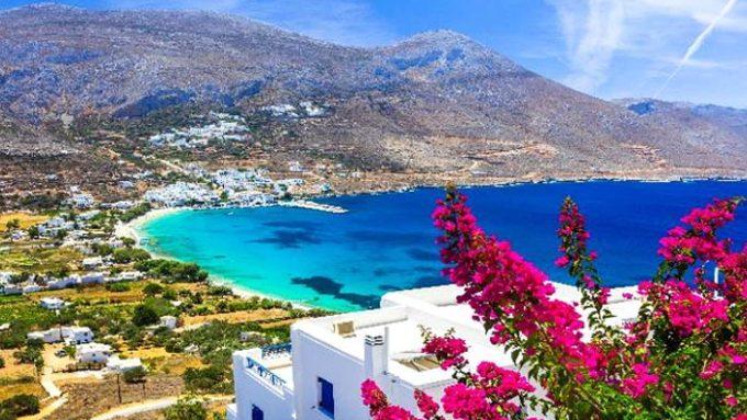 Viaje a Islas Griegas. Naxos, Amorgos y Astypalaea