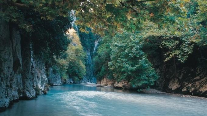 Viaje a Grecia. En moto Costa Jónica y Grecia Central