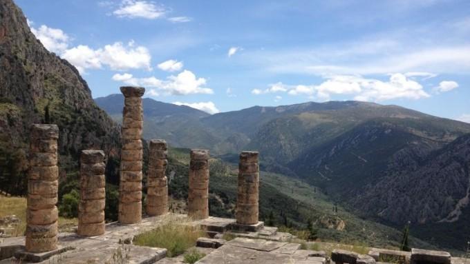 Viaje a Grecia. Circuito Cultural Delfos y Meteora