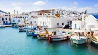 Viaje a Grecia. A medida. Atenas, Naxos y Paros.
