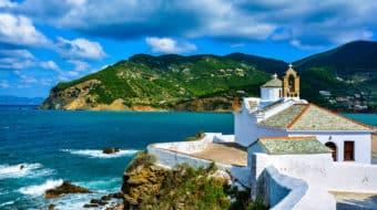 Viaje a Grecia. A medida. Atenas, Skiathos y Skopelos