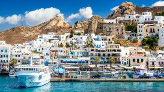 Viaje a Grecia. Atenas, Serifos y Sifnos