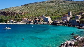 Viaje a Grecia. Fly & Drive. Monemvasia y Mani con vuelos Incluidos