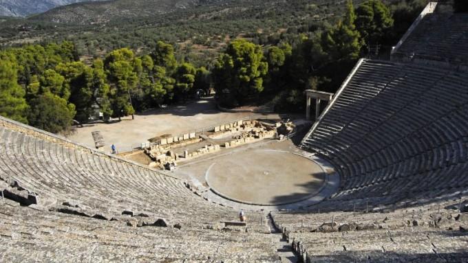 Viaje a Grecia. Circuito Cultural Peloponeso y Delfos