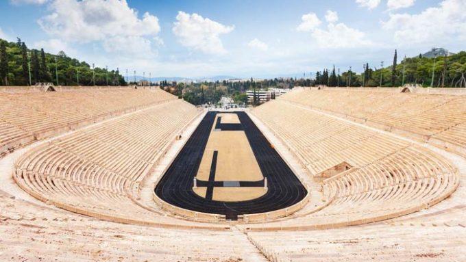 Viaje a Grecia. Maratón Atenas 2016