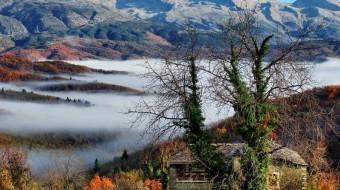 Viaje a Grecia. Trekking. Senderismo en Zagoria
