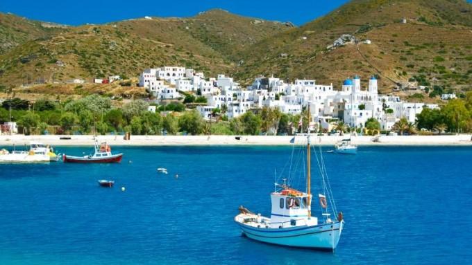 Viaje a Islas Griegas. Atenas, Amorgos y Santorini