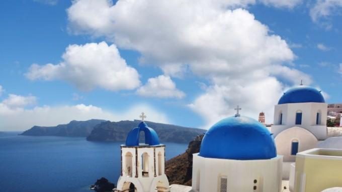 Viaje a Islas Griegas. Luna de Miel. Atenas, Naxos y Santorini