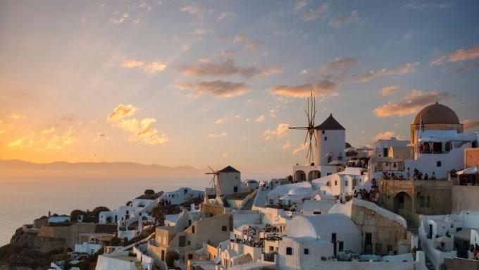 Viaje a Islas Griegas. Luna de Miel. Atenas, Crucero y Santorini
