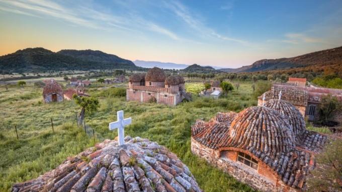 Viaje a Islas Griegas. Chios y Lesvos