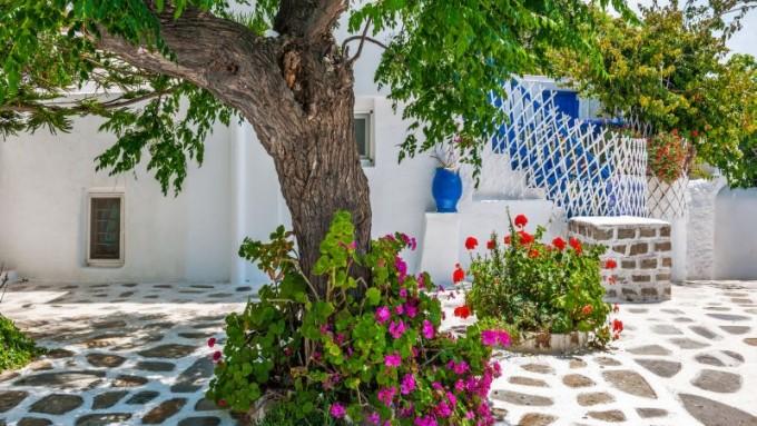 Viaje a Islas Griegas. Samos, Ikaria y Mykonos