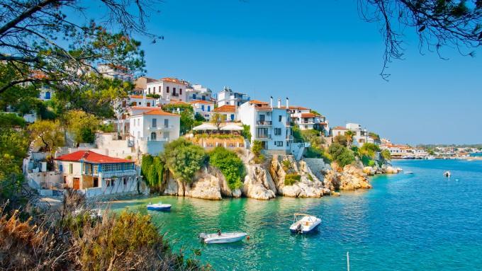 Viajes a Grecia Islas Griegas Evia y Espóradas