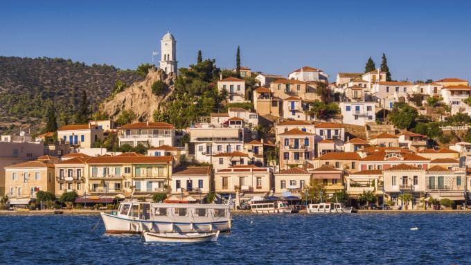 Viajes a Grecia Islas Griegas Sarónicas