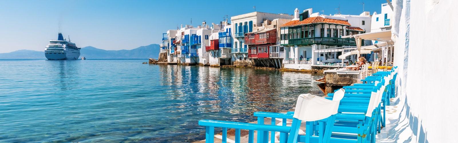 Viaje a Islas Griegas